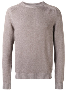 свитер в рубчик Corneliani