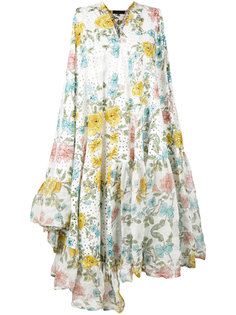платье с цветочным принтом  Area Di Barbara Bologna