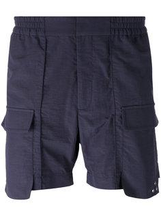 спортивные шорты с карманом сбоку  Var/City