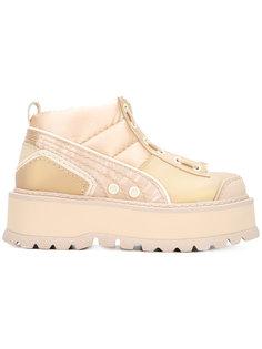кроссовки на шнуровке  Fenty X Puma