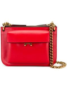 двухцветная сумка Marni