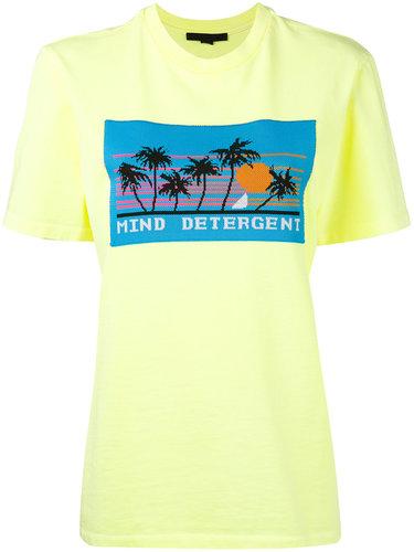 футболка 'Mind Detergent'  Alexander Wang