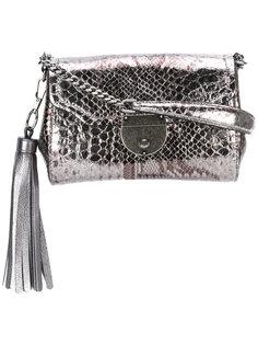 сумка на плечо с эффектом кожи питона Marc Jacobs