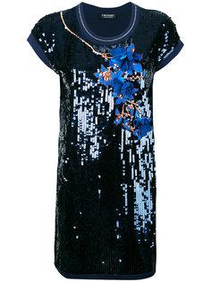 платье с пайетками Twin-Set