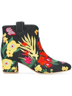 ботинки Belen Denim Tropicale Laurence Dacade