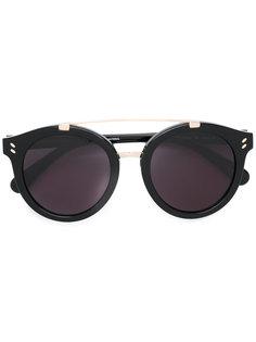 солнцезащитные очки в круглой оправе Stella McCartney