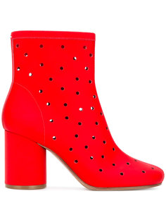 ботинки Socks с перфорацией Maison Margiela