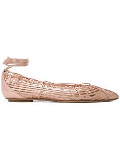 балетки Mykonos Casadei