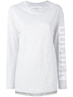 футболка с длинными рукавами Golden Goose Deluxe Brand