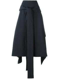 юбка с завязкой на талии Marni