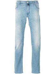 джинсы свободного кроя Jacob Cohen