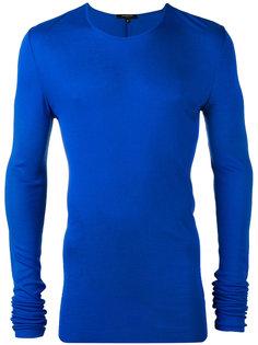 футболка с длинными рукавами в рубчик Unconditional