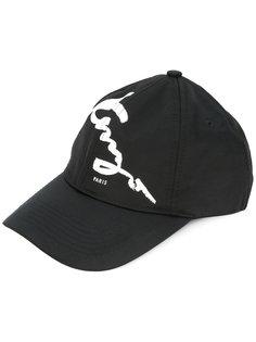 кепка с логотипом Kenzo