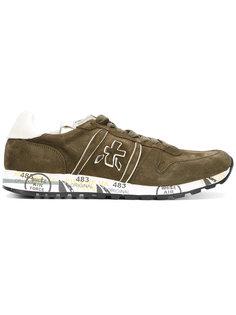 кроссовки на шнуровке Premiata