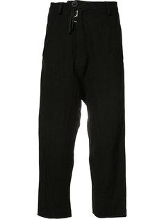 классические укороченные брюки Area Di Barbara Bologna