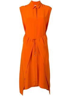 платье без рукавов Christian Wijnants