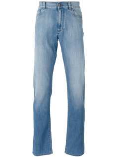 джинсы средней посадки Canali