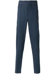 брюки с кантом  Neil Barrett