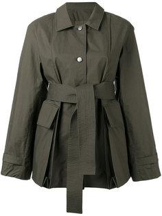 куртка с объемными карманами Lemaire