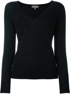 свитер c V-образным вырезом  N.Peal
