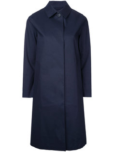 пальто на пуговицах Mackintosh