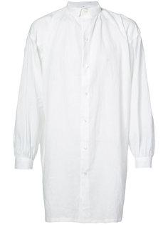 длинная прозрачная рубашка Horisaki Design & Handel