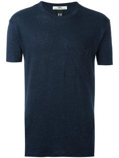 футболка с нагрудным карманом Hope
