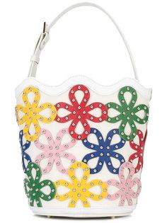 Floral Bucket bag Sara Battaglia