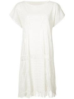 платье A-Poc Motion Pleats Please By Issey Miyake