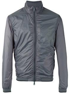 байкерская куртка Armani Jeans