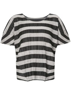футболка Pierrot Pleats Please By Issey Miyake