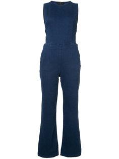 джинсовый комбинезон 3X1