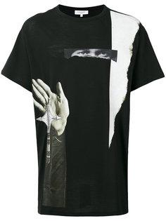 футболка с принтом Les Benjamins