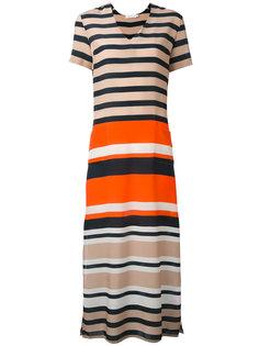 полосатое платье  Barba