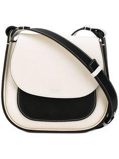сумка на плечо дизайна колор-блок Giorgio Armani