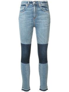 укороченные джинсы скинни Olana Rag & Bone /Jean