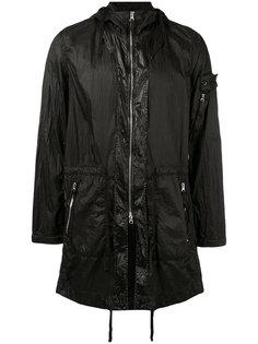 куртка на молнии с капюшоном Stone Island Shadow Project