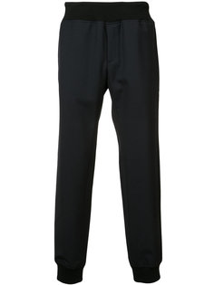 брюки с манжетами в рубчик A.P.C.