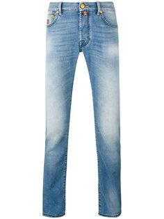 джинсы строгого кроя Jacob Cohen