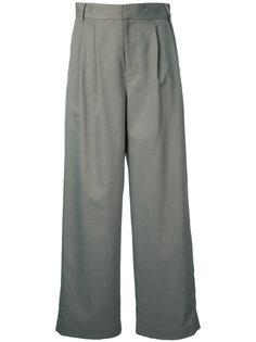 укороченные широкие джинсы Cityshop