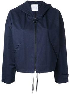 куртка бомбер с капюшоном Cityshop