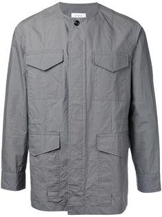 multi-pockets lightweight jacket En Route
