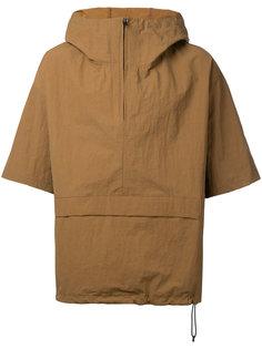куртка на молнии с капюшоном En Route