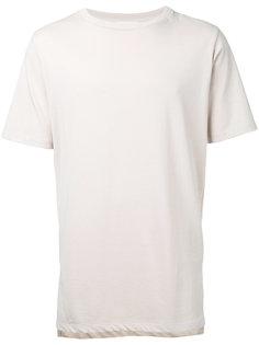 текстурированная футболка monkey time