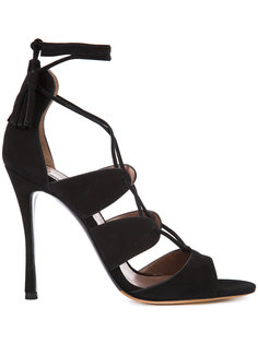 босоножки со шнуровкой Tabitha Simmons