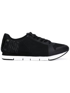 кроссовки на шнуровке с логотипом Calvin Klein