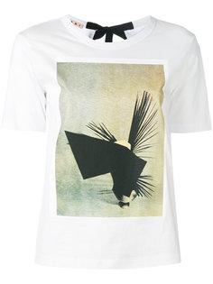 футболка с принтом Marni x Ruth Van Beek Marni