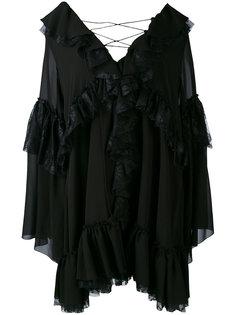 платье с оборками Redemption