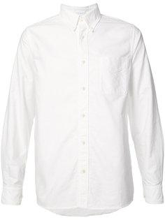 рубашка с накладным карманом Visvim