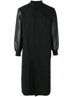 длинное пальто-бомбер re-edition 1986 Comme Des Garçons Vintage